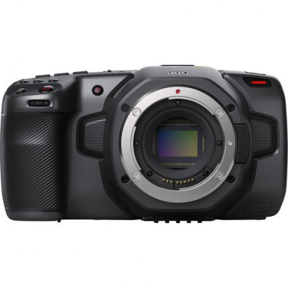 Кинокамера Blackmagic Design Pocket 6K