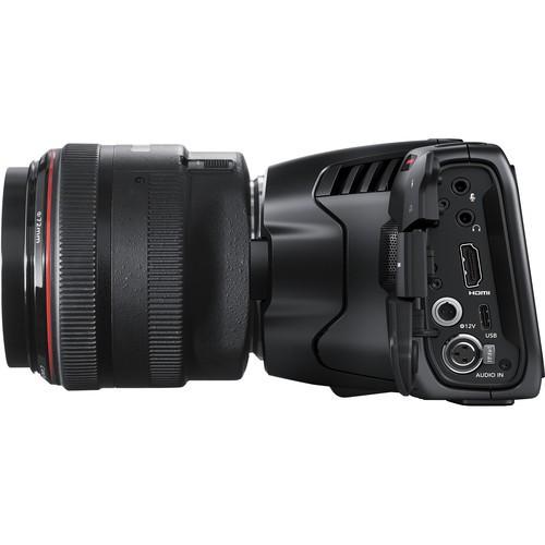 Кинокамера Blackmagic Design Pocket 6K