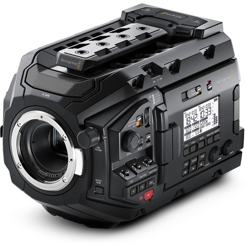 Кинокамера Blackmagic Design URSA Mini Pro 4.6K G2
