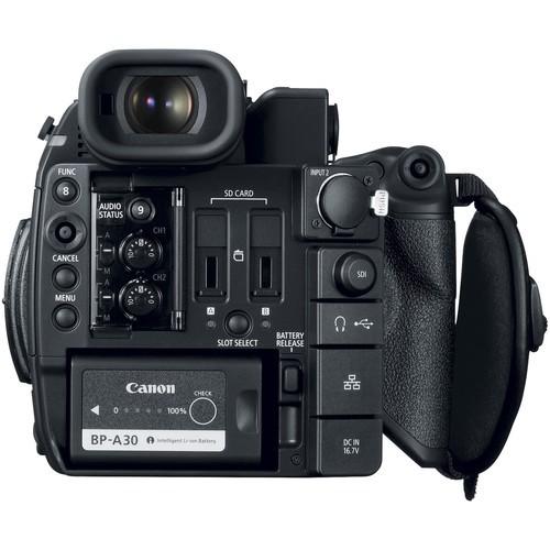 Кинокамера Canon EOS C200 EF
