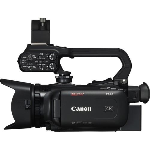 Видеокамера Canon XA40 Professional UHD 4K