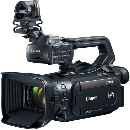 Видеокамера Canon XF405 4K UHD 60P