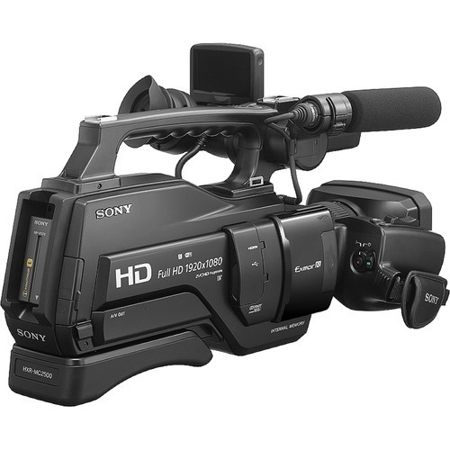 Видеокамера Sony HXR-MC2500E Shoulder Mount AVCHD