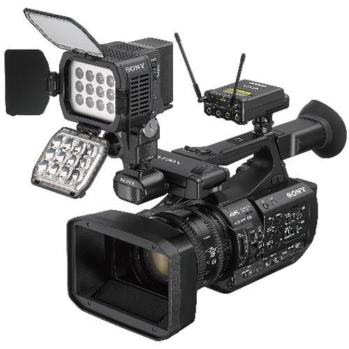 Видеокамера Sony PXW-Z190 4K 3-CMOS 1/3