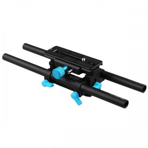 Универсальная рельсовая система FOTGA  DP3000 M4 15mm rod rail baseplate