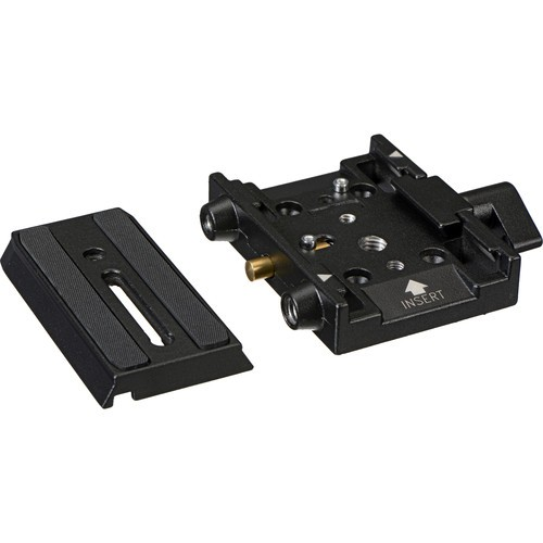 Площадка Manfrotto - 577 Rapid Connect Adapter с Sliding Mounting Plate (501PL)