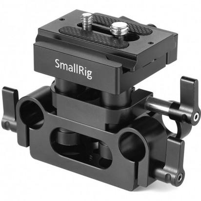 Универсальная рельсовая система SmallRig Universal 15mm Rail Support System Baseplate 2272