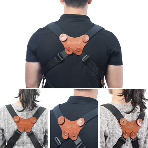 Плечевой ремень SmallRig Camera Harness PSC2639 для двух фотоаппаратов