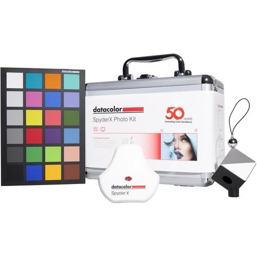 Набор для калибровки Datacolor SpyderX Photo Kit