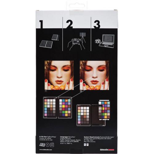 Цветовая шкала Datacolor SpyderCHECKR Color Chart and Calibration Tool for Digital Cameras