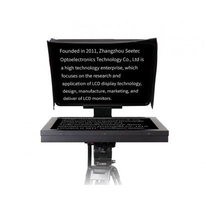 "Телесуфлер SEETEC TPM19 19"" Professional Studio Teleprompter"