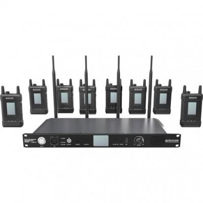 Беспроводной интерком Hollyland Syscom 1000T 8 абонентов
