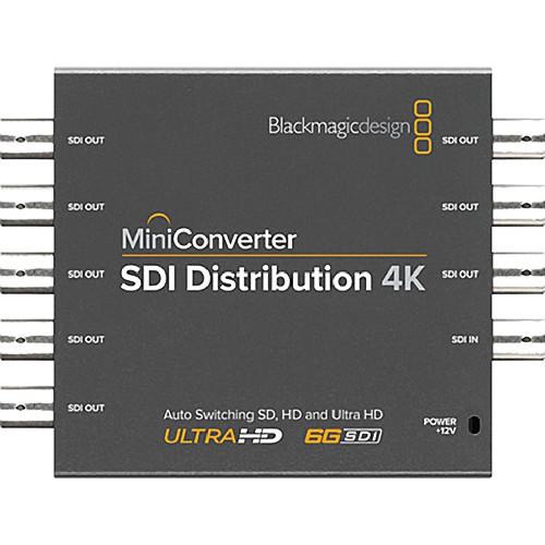 Конвертер Blackmagic Design Mini SDI Distribution 4K
