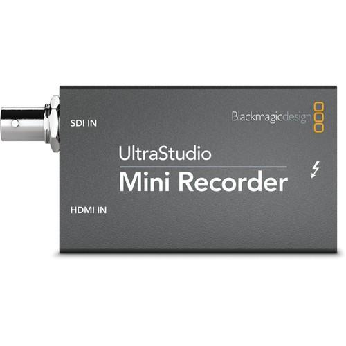 Конвертер Blackmagic Design UltraStudio Mini Recorder
