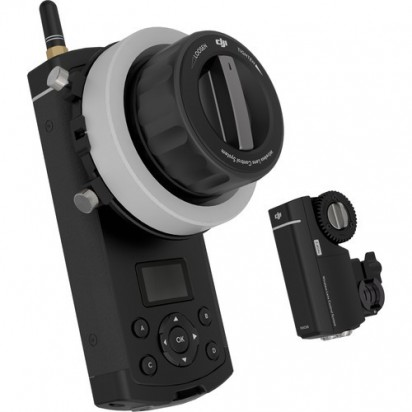 Радиофокус DJI Focus Wireless Follow Focus System (с контроллером для DJI Ronin)