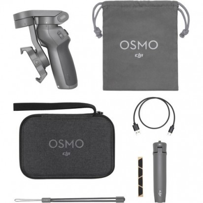 Электронный стабилизатор DJI Osmo Mobile 3 Combo