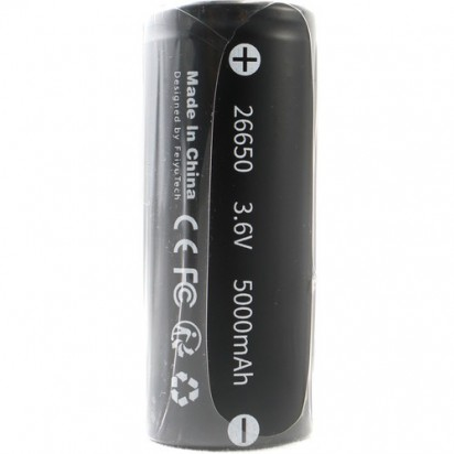 Feiyu Battery for / G6 / G6 Plus SPG Live / Summon Gimbal 26650