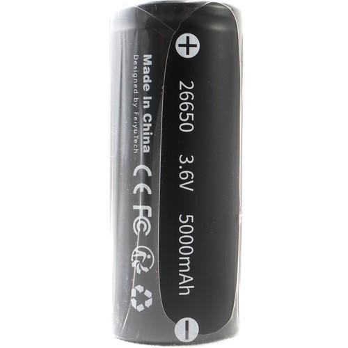 Feiyu Battery for / G6 / G6 Plus SPG Live / Summon Gimbal 26650