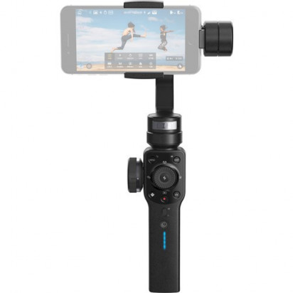 Электронный стабилизатор Zhiyun-Tech Smooth-4 Smartphone Gimbal (чёрный)