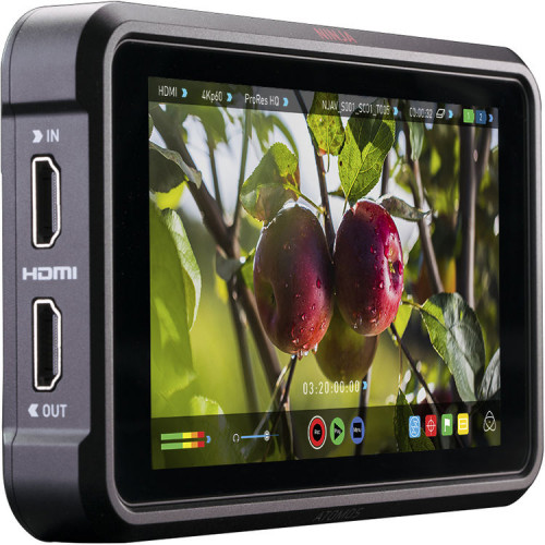 "Монитор-рекордер Atomos Ninja V 5"" 4K Recording Monitor with 500GB Angelbird AtomX SSDmini Kit"