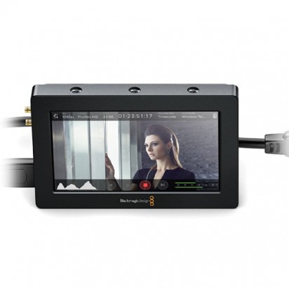 Монитор Blackmagic Design Video Assist HDMI/6G-SDI Recorder and 5