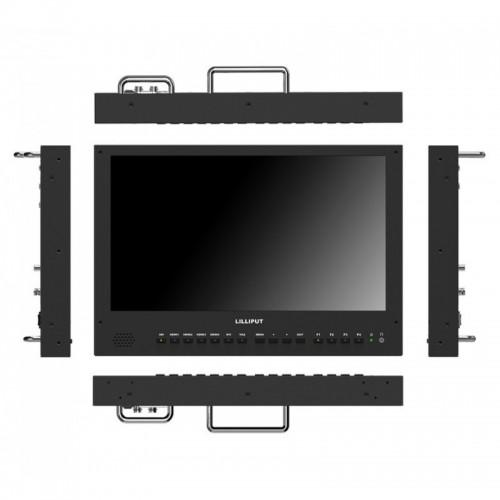 Монитор Lilliput BM150-4K Carry-On 4K UHD LED Backlit(15