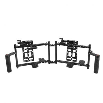 Рамка для 2 мониторов E-Image Q100 Twin