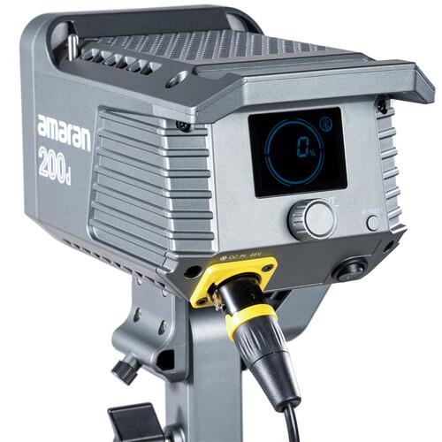 Светодиодный осветитель Aputure Amaran 200d