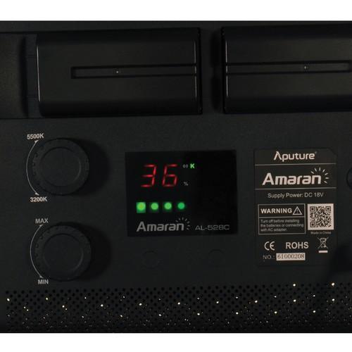 Светодиодная панель Aputure Amaran AL-528C Bi-Color