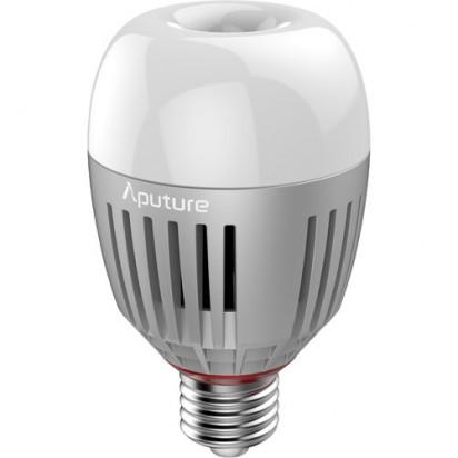 Смарт лампочка Aputure Accent B7c LED RGBWW Light