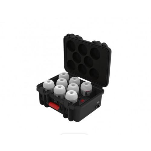 Набор смарт лампочек Aputure Accent B7C RGBWW LED 8-Light Kit with Charging Case