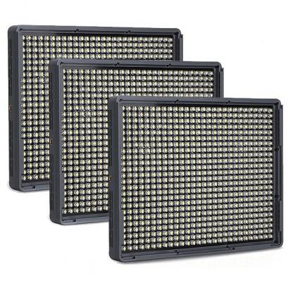 Комплект светодиодных осветителей Aputure Amaran HR672KIT-CCC