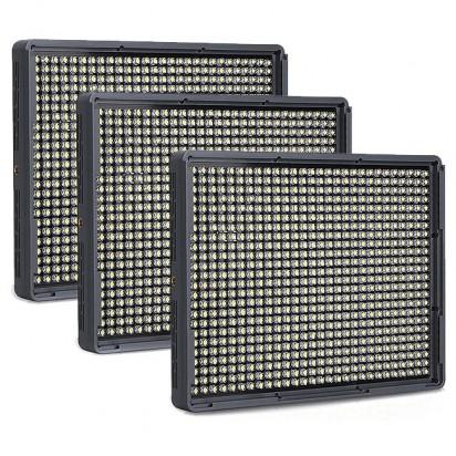 Комплект светодиодных осветителей Aputure Amaran HR672KIT-SSC