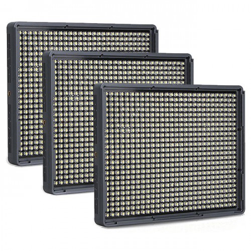 Комплект светодиодных осветителей Aputure Amaran HR672KIT-SSW