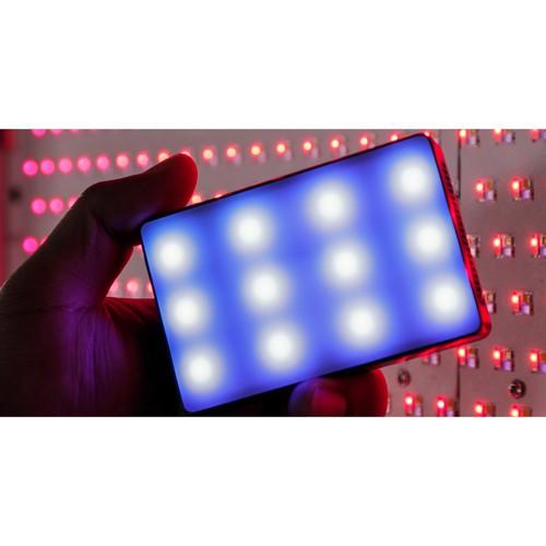 Комплект светодиодных осветителей Aputure MC 4-Light Travel Kit with Charging Case