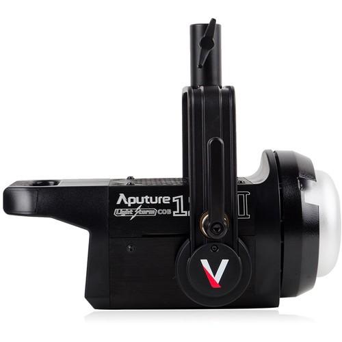 Светодиодный осветитель Aputure LS C120D II Light Kit with V-mount Battery Plate