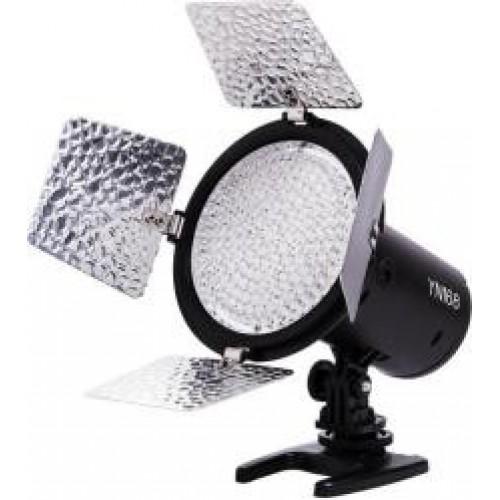 Светодиодная панель на камеру YN-168 + Блок питания AC Adapter 12V 2A