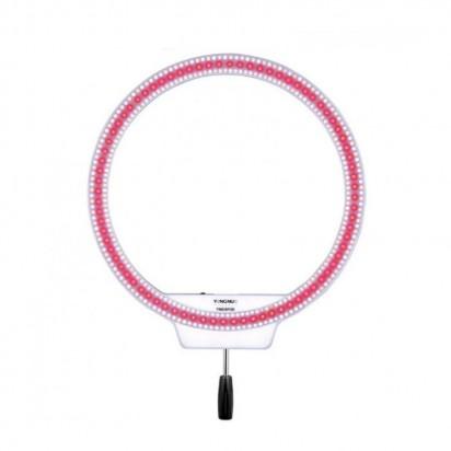 Кольцевой светодиодный осветитель Yongnuo YN-608 RGB LED 3200-5500K цветной