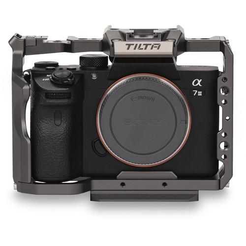 Клетка Tilta Full Camera Cage для Sony a7II/III/a9II Series (TA-T17-FCC-G)
