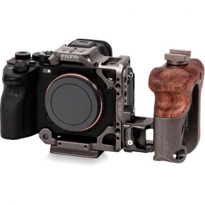Клетка Tiltaing Lightweight Kit для Sony a7S III (Tactical Gray TA-T18-A)