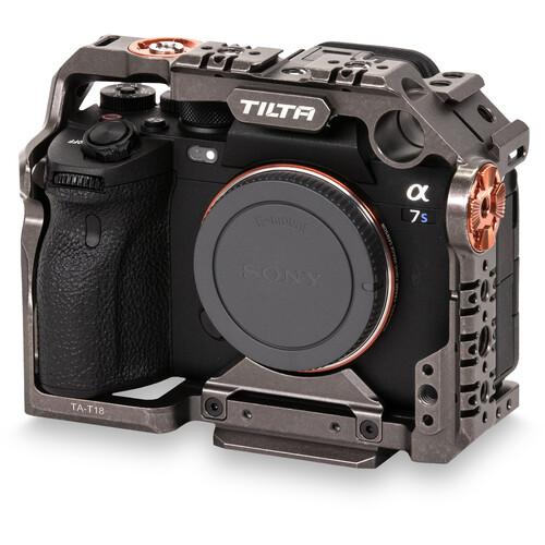 Клетка Tilta Full Camera Cage для Sony a7S III (TA-T18-FCC)