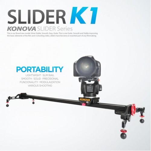 Слайдер Konova Slider K1 80cm 32