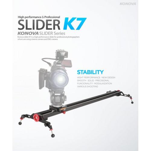 Слайдер Konova Slider K7 120cm