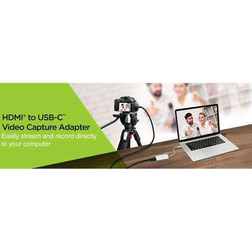 Карта видеозахвата IOGEAR HDMI to USB Type-C Video Capture Adapter