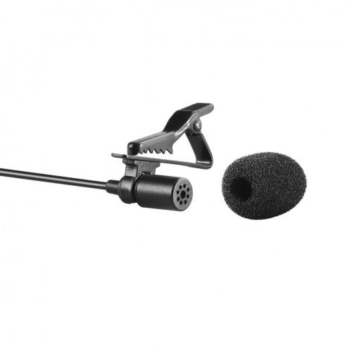 Поролоновая ветрозащита Boya BY-B05F для петличных микрофонов (в комплекте 3 шт)