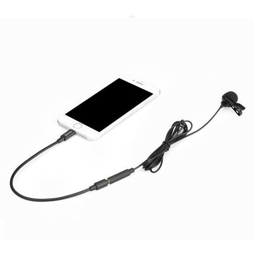 Петличный для сматрфонов Apple Boya BY-M2