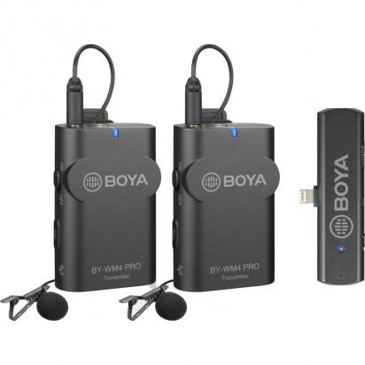 Радио петличный BOYA BY-WM4 PRO-K5 (для смартфонов Android Type-C)
