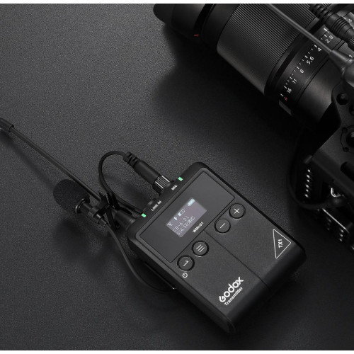 Радио петличный Godox WMicS1 Kit 2 Two-Person