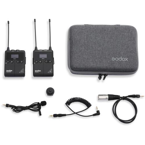 Радио петличный Godox WMicS1 Kit 1