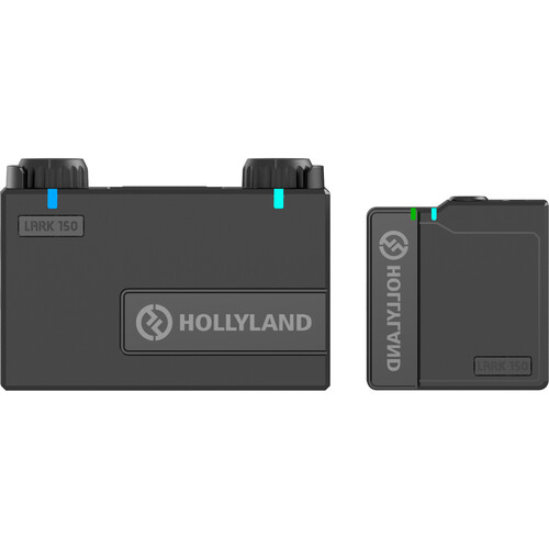 Радио петличный Hollyland LARK 150 Wireless Solo Microphone System